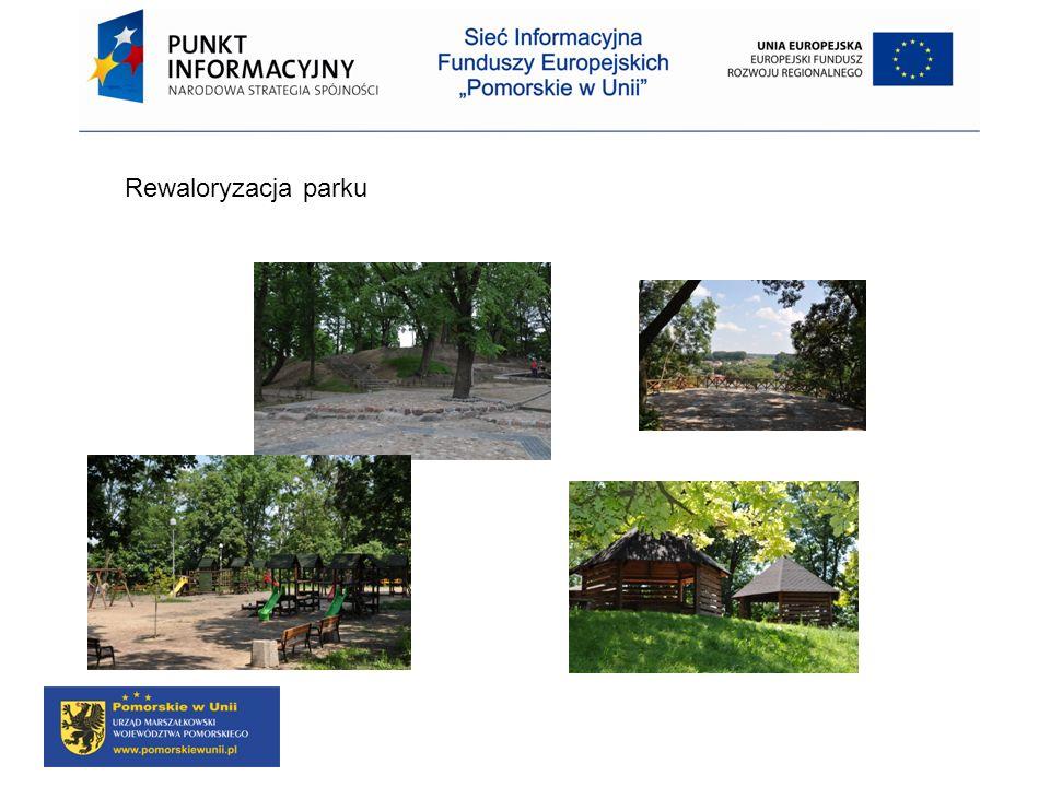 Rewaloryzacja parku