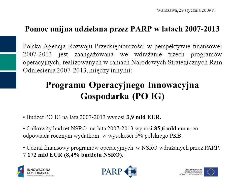Warszawa, 29 stycznia 2009 r.