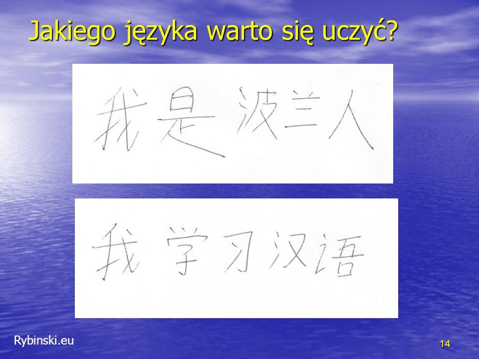 Rybinski.eu Jakiego języka warto się uczyć? 14
