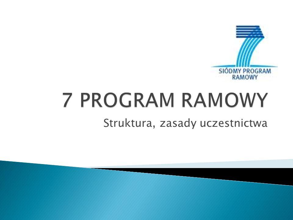 Struktura, zasady uczestnictwa