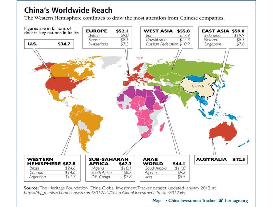 Globalne wyzwania Największe gospodarki w 2050 wg.