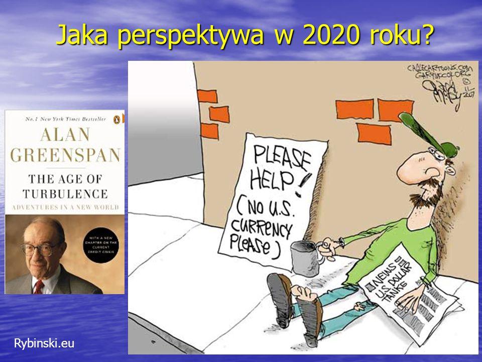 Rybinski.eu Jaka perspektywa w 2020 roku? Jaka perspektywa w 2020 roku? 11