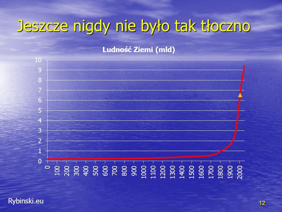 Rybinski.eu Jeszcze nigdy nie było tak tłoczno 12