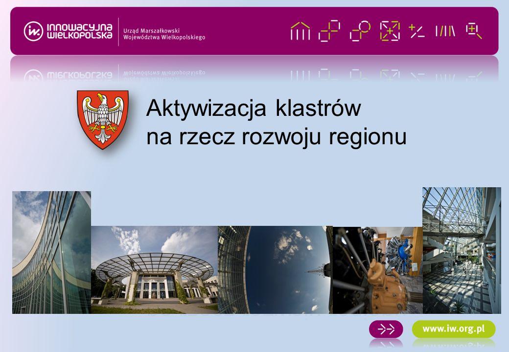 Wspieramy Wielkopolskie Klastry - INNOWACJE BIBLIOTEKA www.iw.org.pl / BIBLIOTEKA www.iw.org.pl