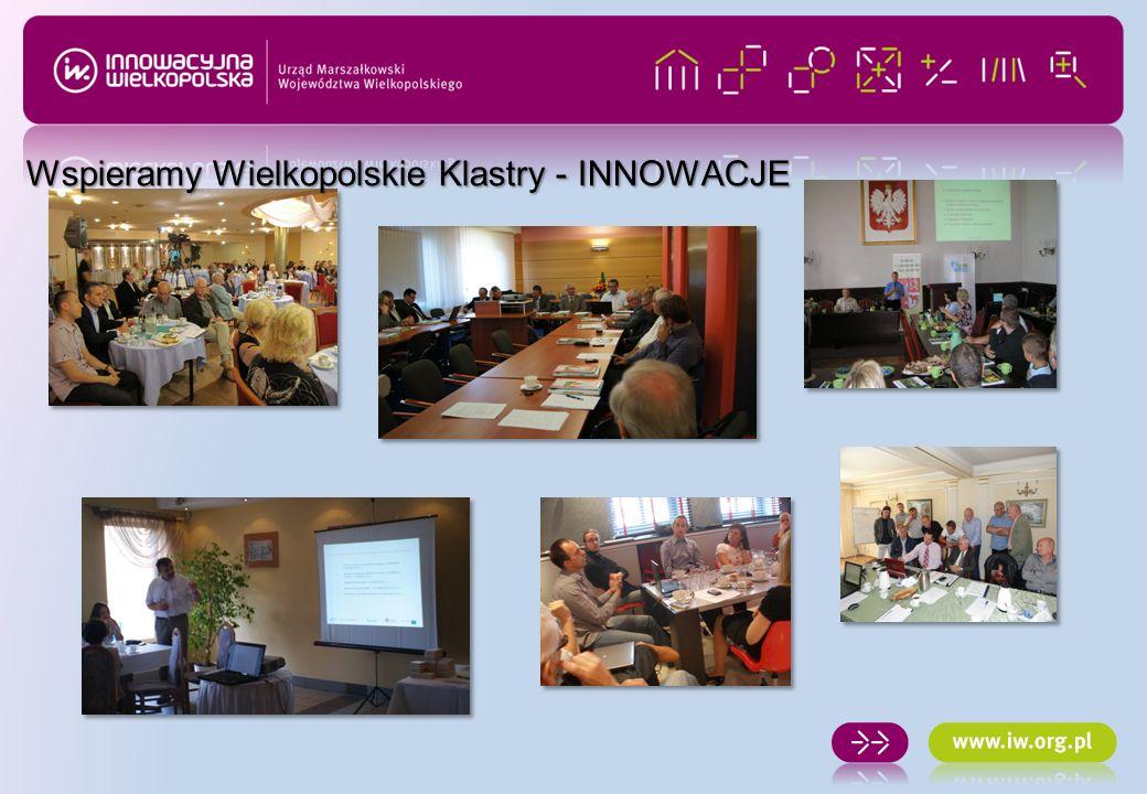 3 konferencje dedykowane tematyce klastrowej dla ponad 260 osób.