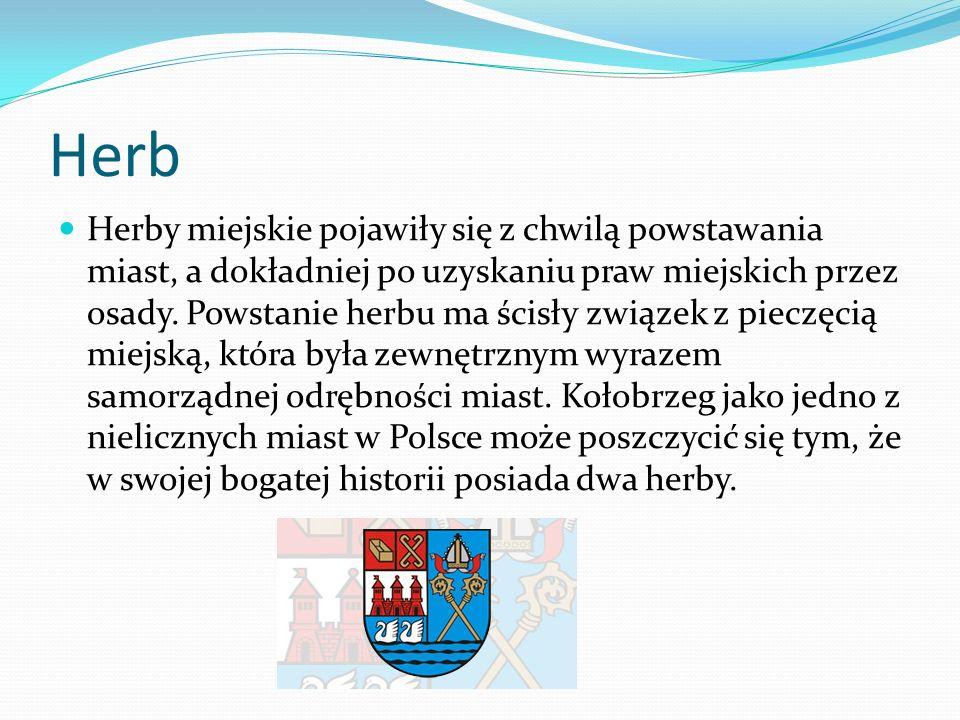 Herb Herby miejskie pojawiły się z chwilą powstawania miast, a dokładniej po uzyskaniu praw miejskich przez osady. Powstanie herbu ma ścisły związek z