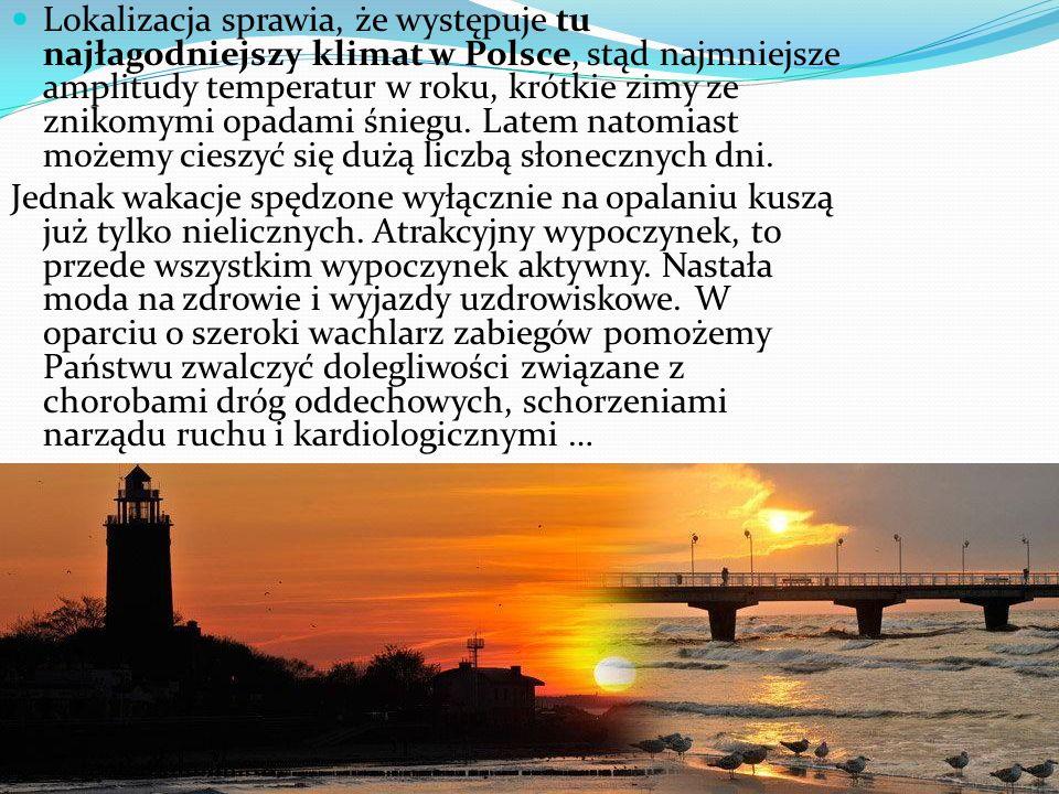 Miasto Kołobrzeg jest największym i najpiękniejszym polskim uzdrowiskiem o niezrównanym uroku i bogatej historii.