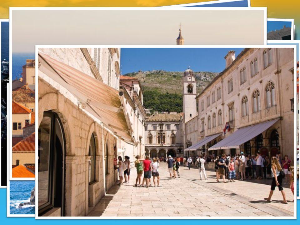 7 DZIEŃ śniadanie wyjazd do Splitu - zwiedzanie miasta (ruiny Pałacu Dioklecjana z III w.