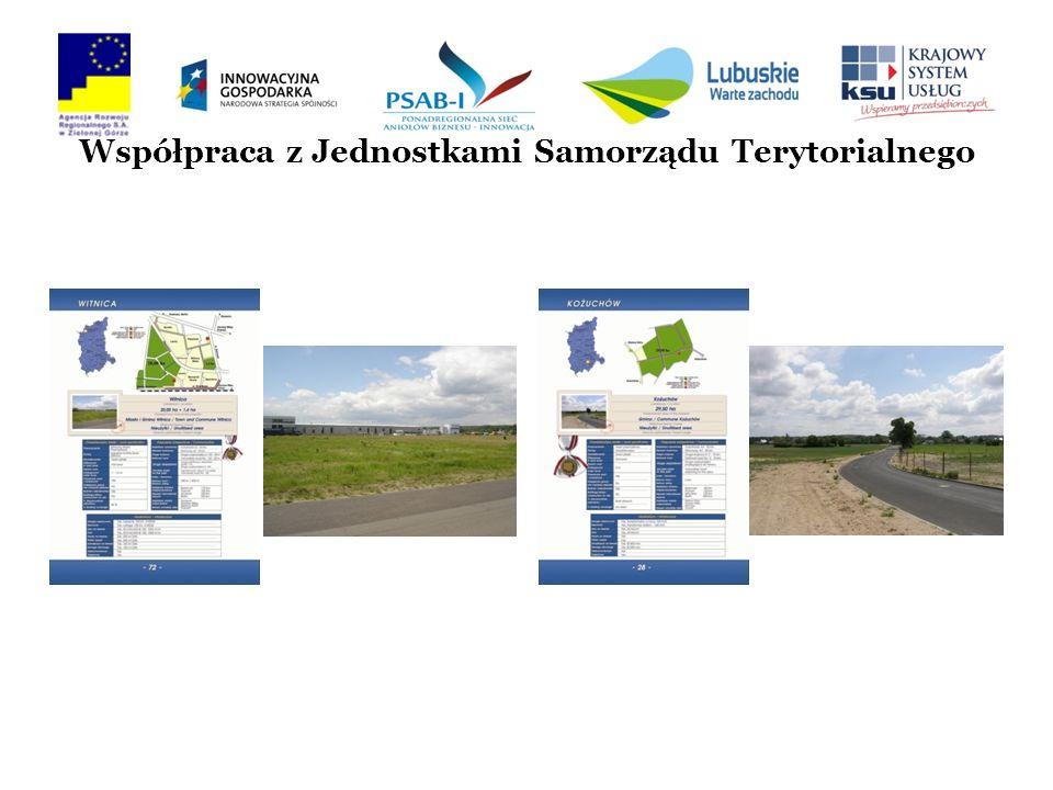 Współpraca z Jednostkami Samorządu Terytorialnego