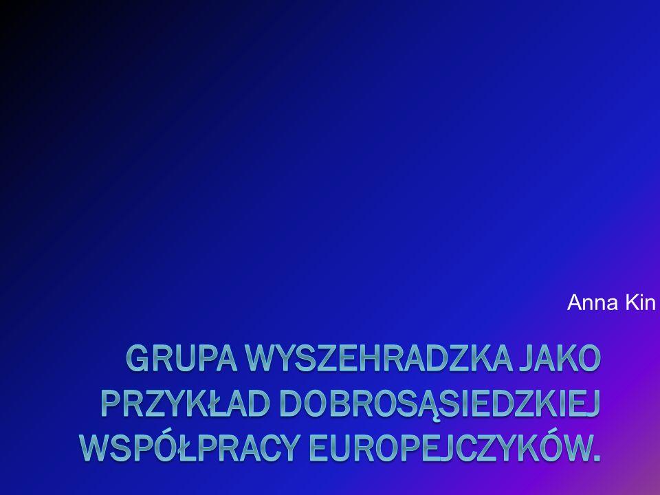 Źródła: -http://www.visegradgroup.eu/ -http://www.msz.gov.pl/pl/polityka_zagraniczna/europa/grupa_wyszehradzka -http://pl.wikipedia.org/wiki/Grupa_Wyszehradzka -http://wiadomosci.wp.pl/kat,1339,title,Karlove-Vary-spotkanie-premierow-bez- krawatow,wid,82017,wiadomosc.html?ticaid=110156 -http://www.tvn24.pl/wiadomosci-z-kraju,3/grupa-wyszehradzka-w-wisle-o-bezpieczenstwie- ue,299915.html -http://tvp.info/informacje/swiat/deklaracja-na-20lecie-grupy-wyszehradzkiej/3980164 -http://www.muzeum.ketrzyn.pl/tag/fundusz-wyszehradzki/ -http://interpiano.pl/projekty_unijne-1382.htm - Wach A., Znaczenie oraz rola Grupy Wyszehradzkiej w latach 1991 – 2007, [w:] Słupskie Studia Historyczne, nr 16, rok 2010, s.