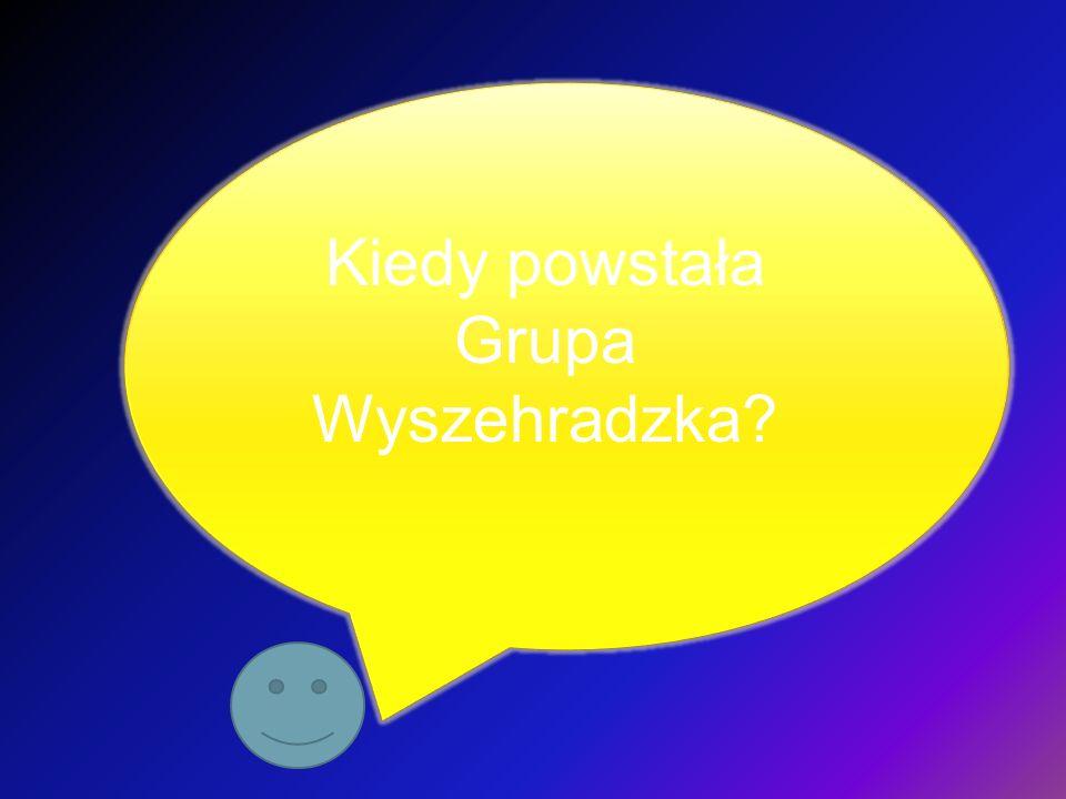 Pierwsze spotkanie Grupy Wyszehradzkiej.15 lutego 1991 r.