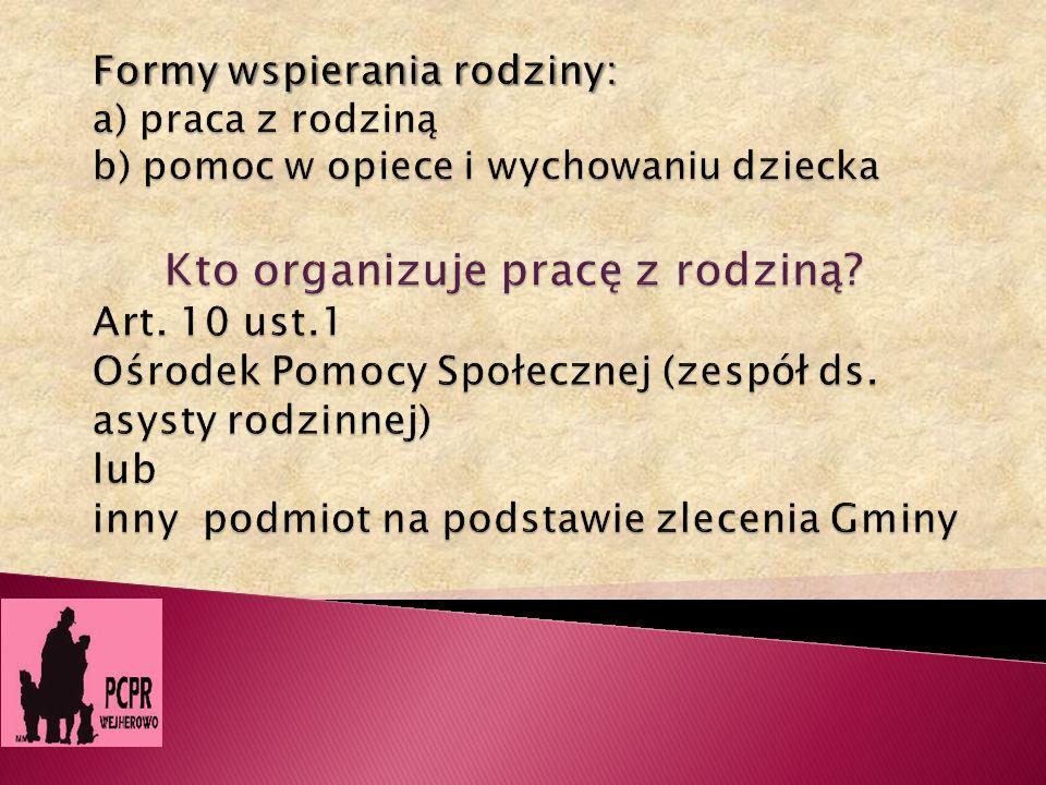 Liczba dzieci z poszczególnych gmin w pieczy zastępczej – stan na 31.08.2011 2.