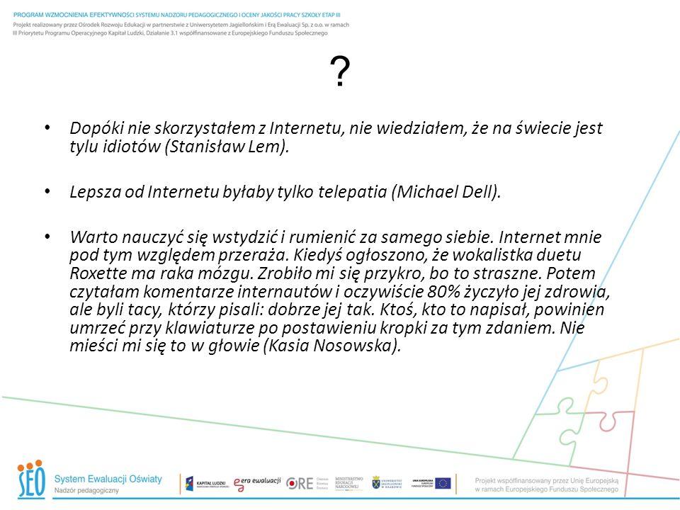 Cyberbullying (pol.