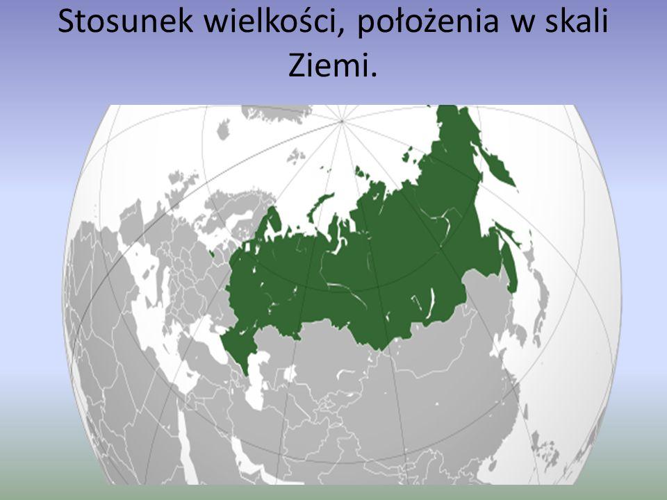 Rosja Rosja, Federacja Rosyjska - Państwo rozciągające się od wschodniej Europy poprzez północną część Azji po Ocean Spokojny.