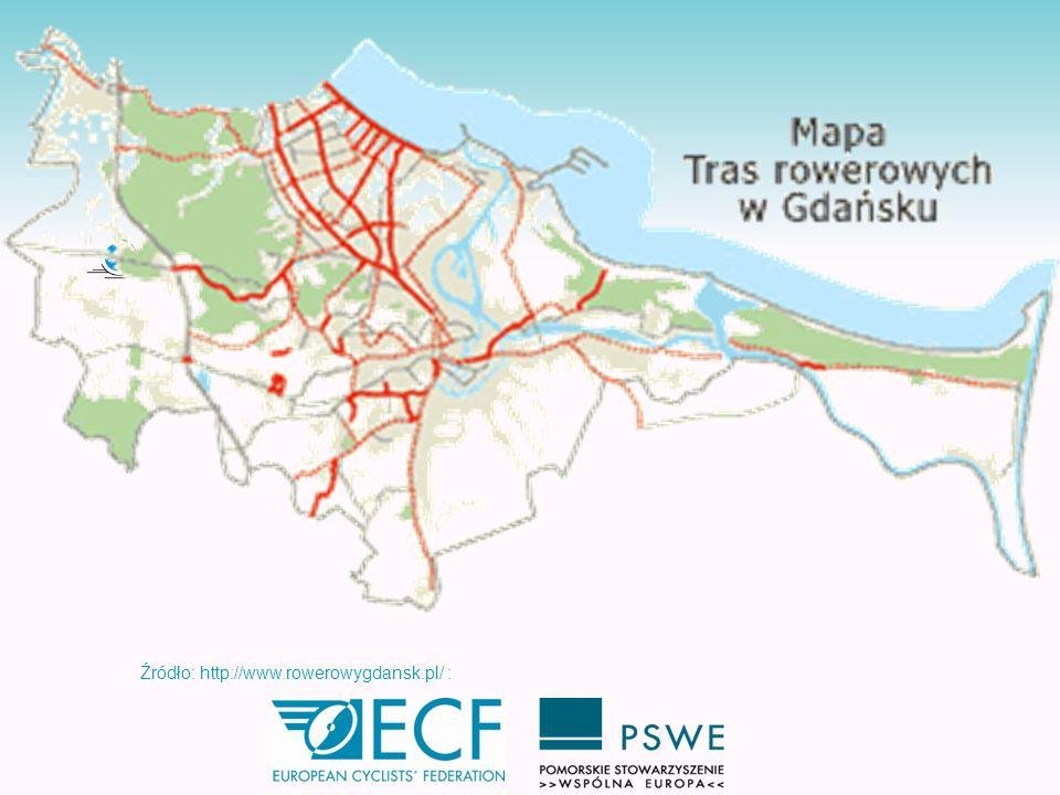 Źródło: http://www.rowerowygdansk.pl/ :