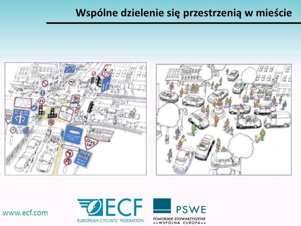 www.ecf.com Wspólne dzielenie się przestrzenią w mieście