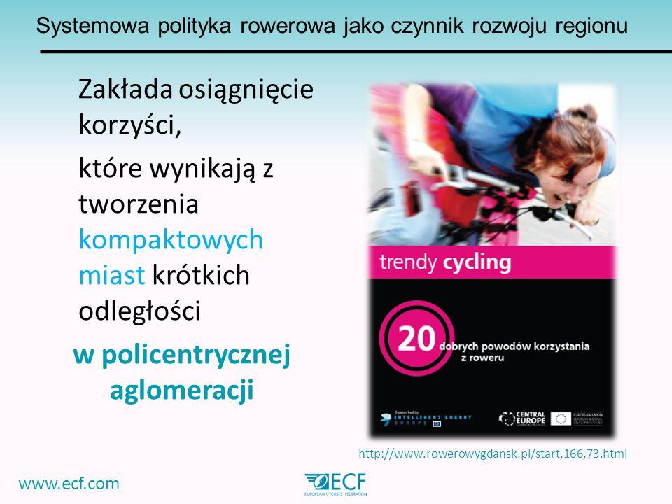 Projekty pozastrukturalne w fazie ralizacji 1/3 CENTRAL MEETBIKE Cel: stworzenie dogodnych warunków do korzystania z rowerów w Europie Środkowej, wzmocnienia szans rozwoju zrównoważonej mobilności wypracowania modelowych rozwiązań dla miast Europy Środkowej.