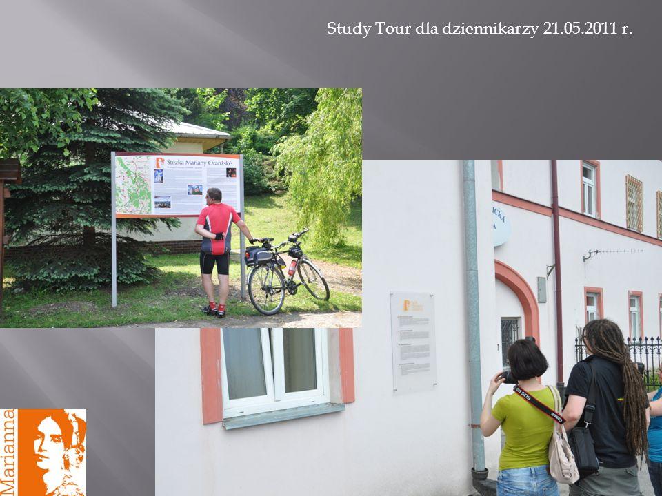 16 Study Tour dla dziennikarzy 21.05.2011 r.