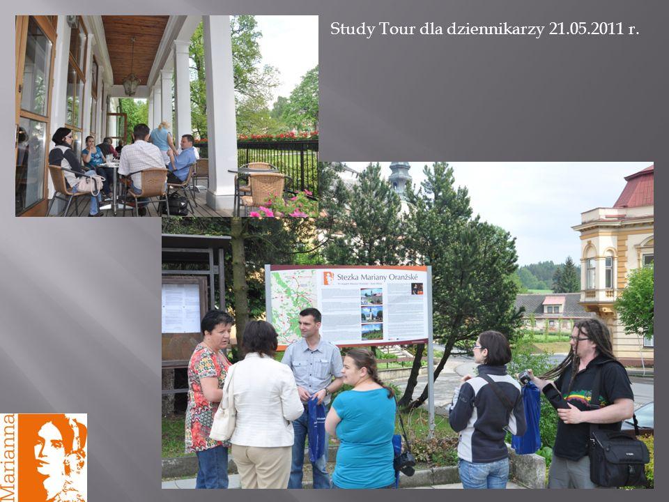 17 Study Tour dla dziennikarzy 21.05.2011 r.
