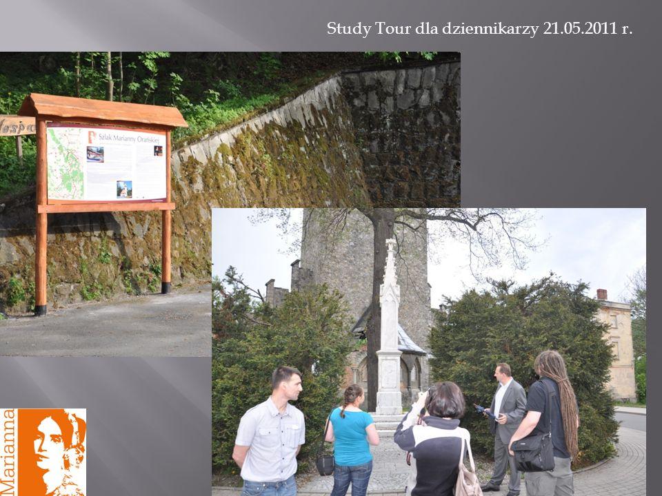 18 Study Tour dla dziennikarzy 21.05.2011 r.