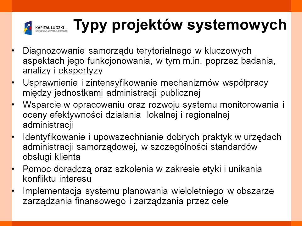 Łącznie 252 mln EUR, w tym 214 mln EUR z Europejskiego Funduszu Społecznego Około 80% alokacji na projekty konkursowe Około 20% alokacji na projekty systemowe MSWiA W 2008 r.