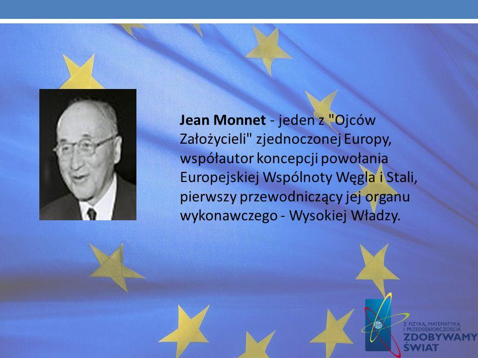 Etiene Davignon - belgijski polityk i finansista, członek zarządów wielu międzynarodowych koncernów, odegrał ważną rolę w umocnieniu pozycji Komisji E