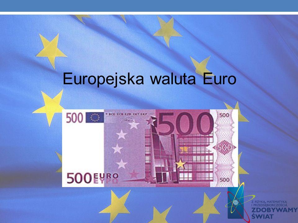 OFICJALNĄ SYMBOLIKĘ TWORZĄ: Flaga Unii Europejskiej