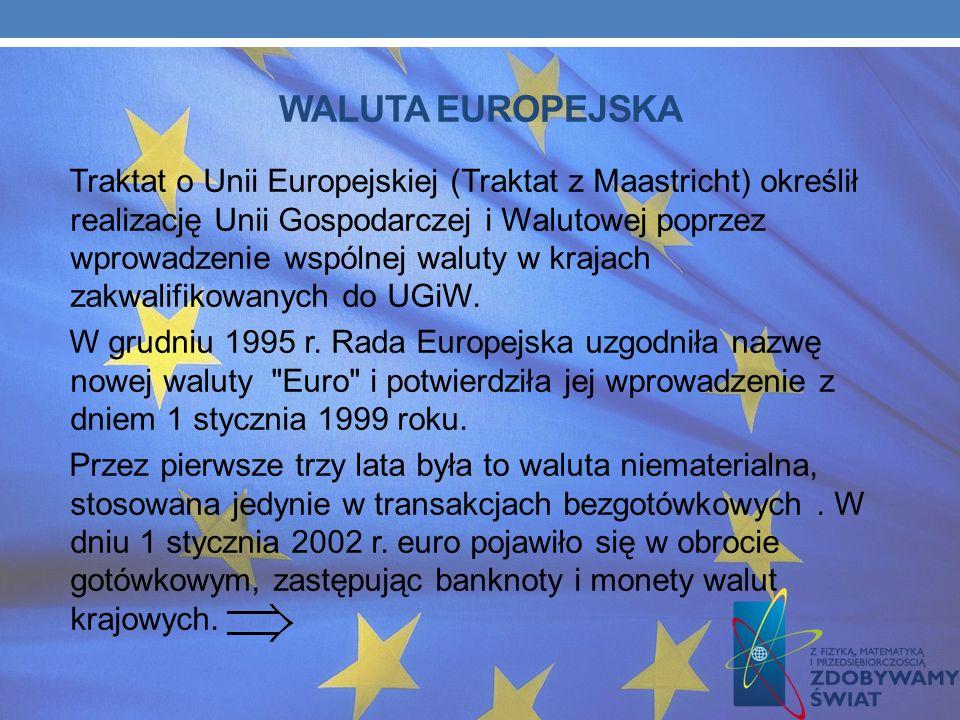 CZTERY FILARY UE Zakres wspólnej polityki w Unii Europejskiej obejmuje: - Unię Gospodarczą i Walutową - rynek wewnętrzny oraz wspólna waluta uro, - Ws