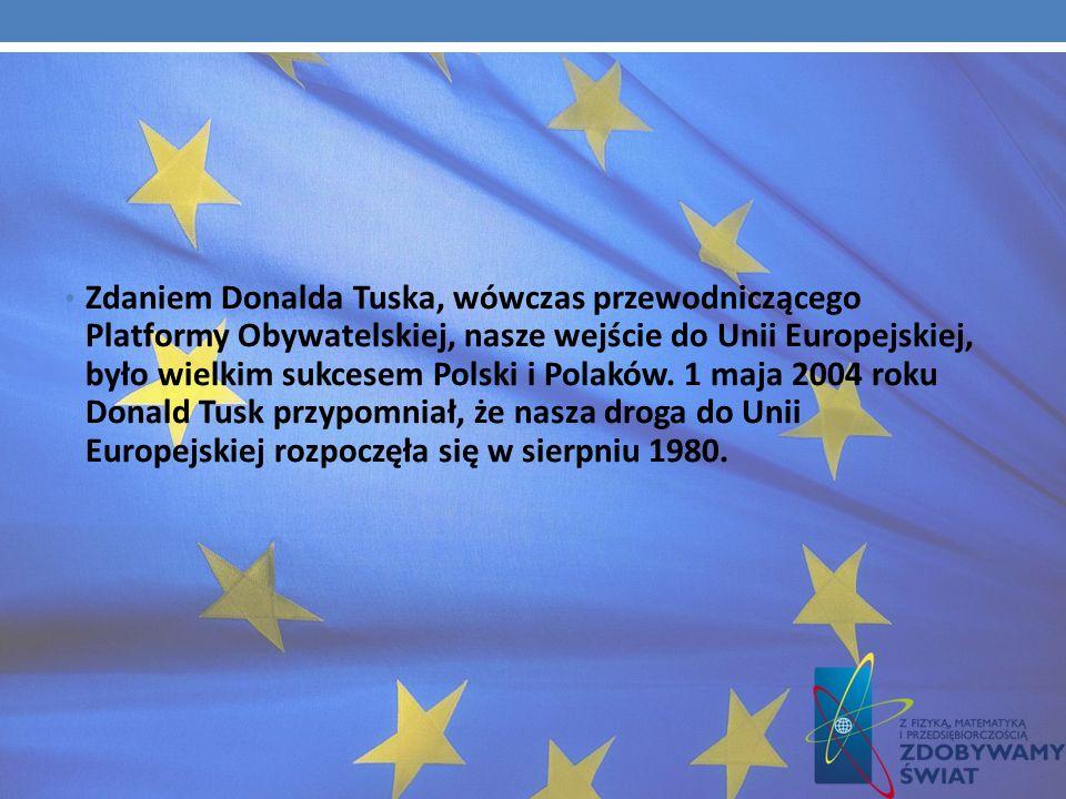 – Polska się zmieniła i to nie tylko ta Polska Warszawy czy Poznania lub Krakowa, ale ta powiatowa, gminna - widać ogromne doinwestowanie, zmienia się