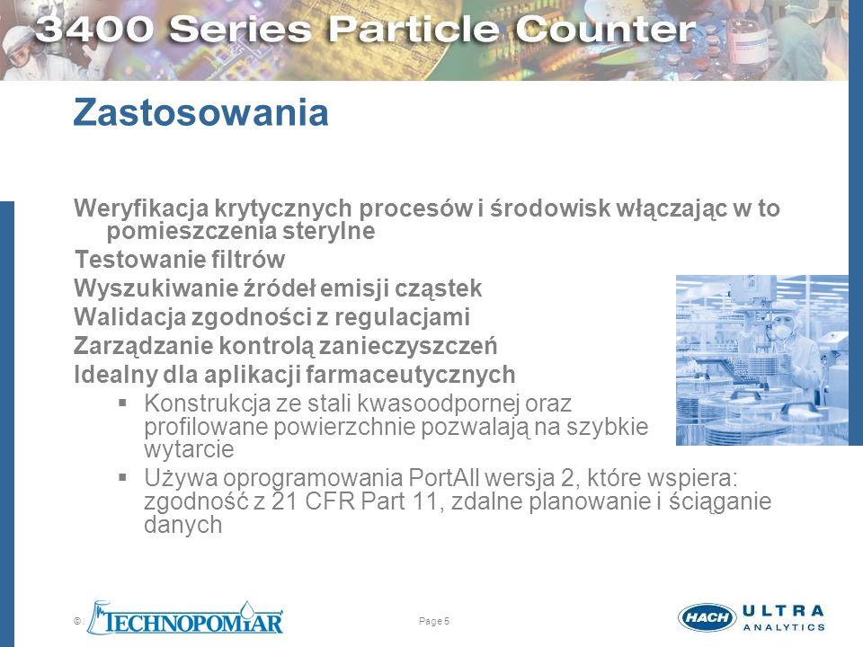 © 2005 Hach Ultra Analytics.