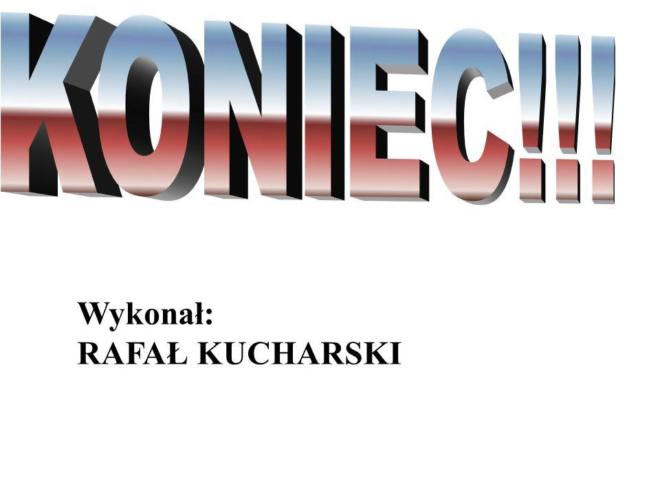 Wykonał: RAFAŁ KUCHARSKI