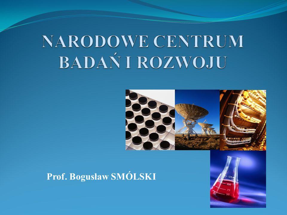 Prof. Bogusław SMÓLSKI