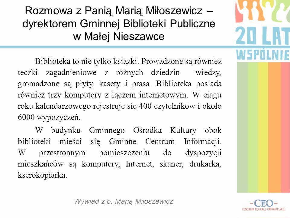 Natalia Chudyk 1997, netia97@onet.eu, klasa VI Jakub Kapela 1997, 19kubi97@wp.pl, klasa VI Oliwia Rączka 1997, morwa3@wp.pl, klasa VI Szkoła Podstawowa im.