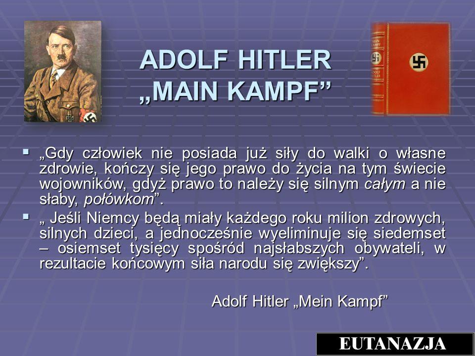 IDEOLOGIA NAZISTOWSKA W październiku 1939 r.A.