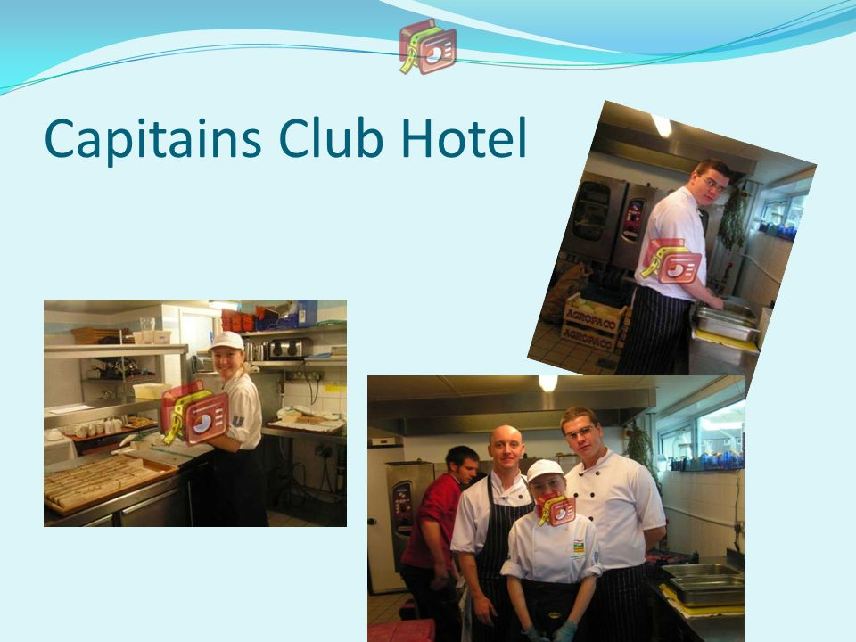 Capitains Club Hotel