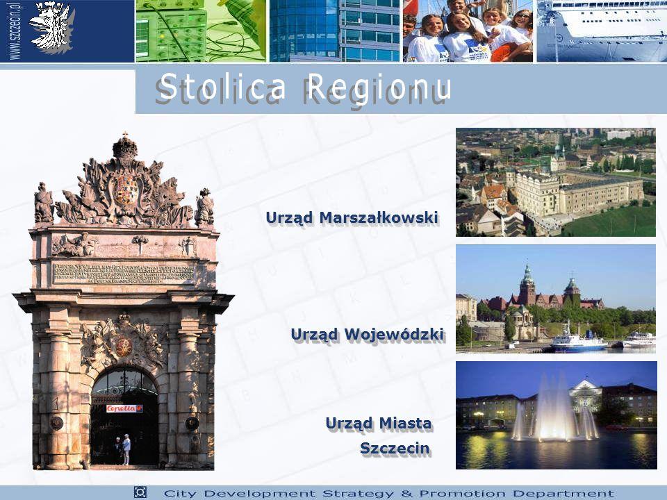Urząd Miasta Szczecin Szczecin Urząd Marszałkowski Urząd Wojewódzki