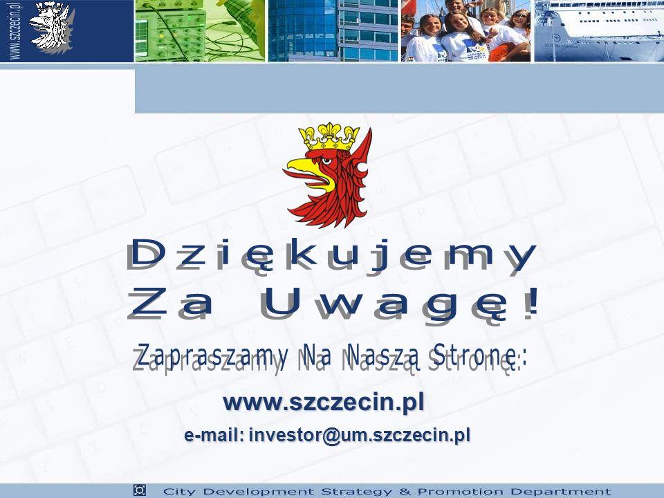 www.szczecin.pl e-mail: investor@um.szczecin.pl e-mail: investor@um.szczecin.pl