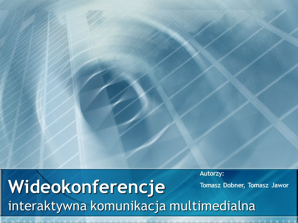 DOSTĘPNE MOŻLIWOŚCI DZIERŻAWA OPROGRAMOWANIA V2C NETVIEWER MEET TRANSMISJEONLINE.PL VIDCOM ZAKUP OPROGRAMOWANIA HpSkyRoom PolyCOM PVX Microsoft Office Communications Server Emblaze-VCON vPoint HD