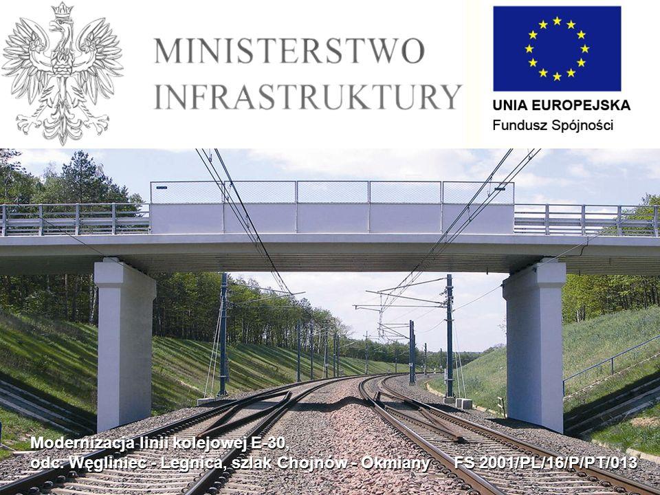 Modernizacja linii kolejowej E-30, odc.