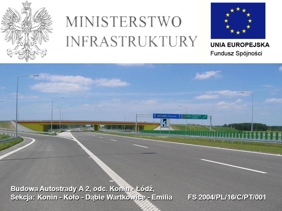 Budowa Autostrady A 2, odc.