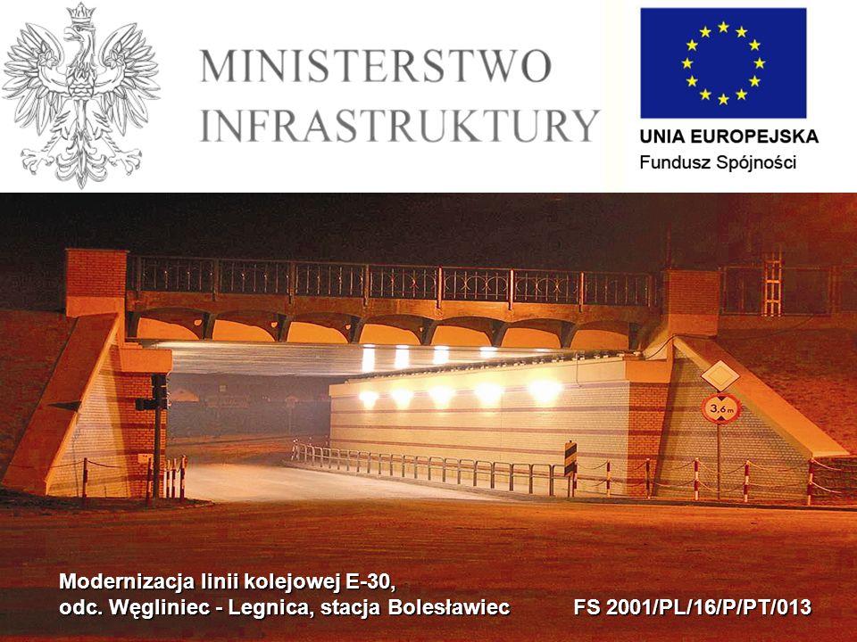 Budowa Autostrada A4, odc. Zgorzelec - Krzyżowa FS 2004/PL/16/C/PT/004