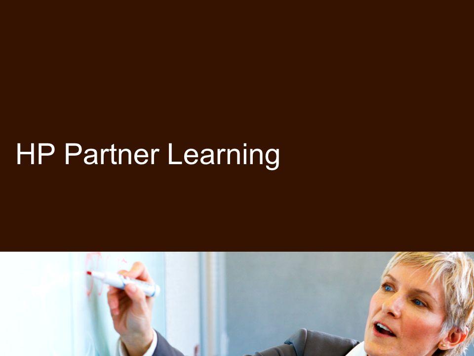 HP Partner Learning