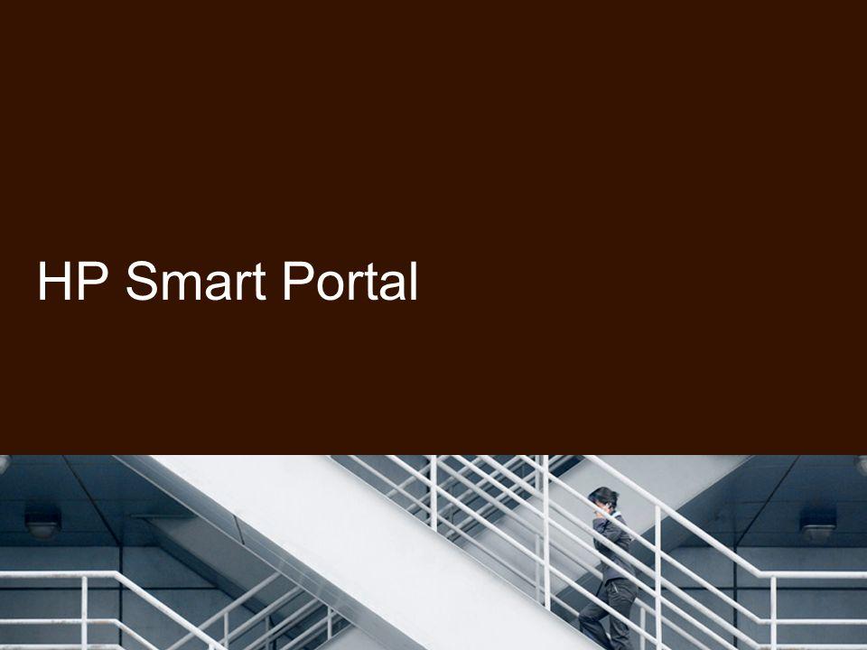 HP Smart Portal