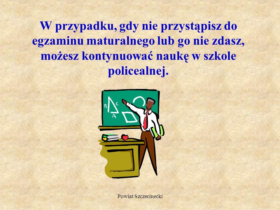 Powiat Szczecinecki Liceum ogólnokształcące Nauka trwa trzy lata. Jeśli zdecydujesz się przystąpić do egzaminu maturalnego, to po jego pomyślnym zdani