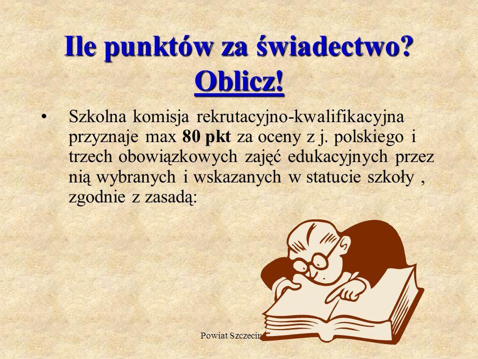 Powiat Szczecinecki 8 lipca 2008 r. godz. 15.00 Szkolne komisje rekrutacyjno- kwalifikacyjne ogłaszają listy przyjętych do klasy pierwszej na rok szko