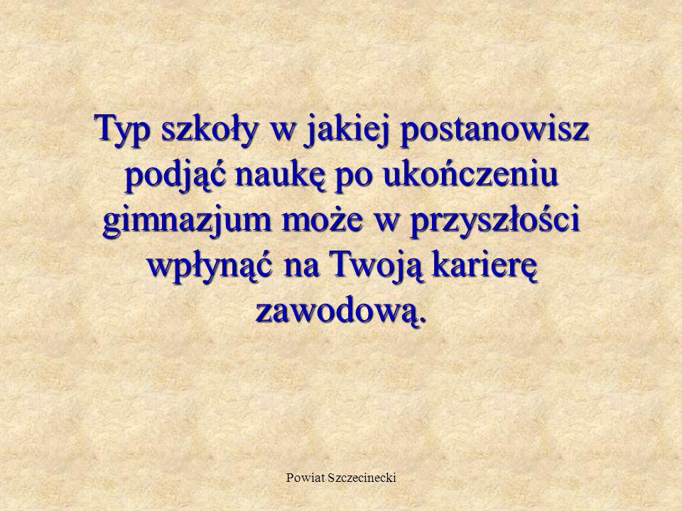 Powiat Szczecinecki 200 to maksymalna liczba punktów, którą możesz uzyskać w postępowaniu rekrutacyjno- kwalifikacyjnym