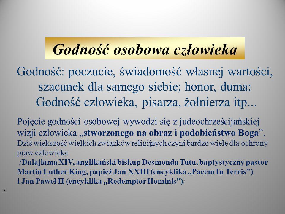 Konstytucja Rzeczypospolitej Polskiej Polska konstytucja nazywana jest często konstytucją praw człowieka – zawiera szeroki katalog praw i wolności obejmujący 57 artykułów Każda osoba, która uważa, że jej wolności lub prawa zostały naruszone może wnieść skargę konstytucyjną Każdy może zwrócić się do Rzecznika Praw Obywatelskich Konstytucja wprowadza zasadę wynagrodzenia szkody powstałej przez niezgodne z prawem działanie organu władzy publicznej Art.