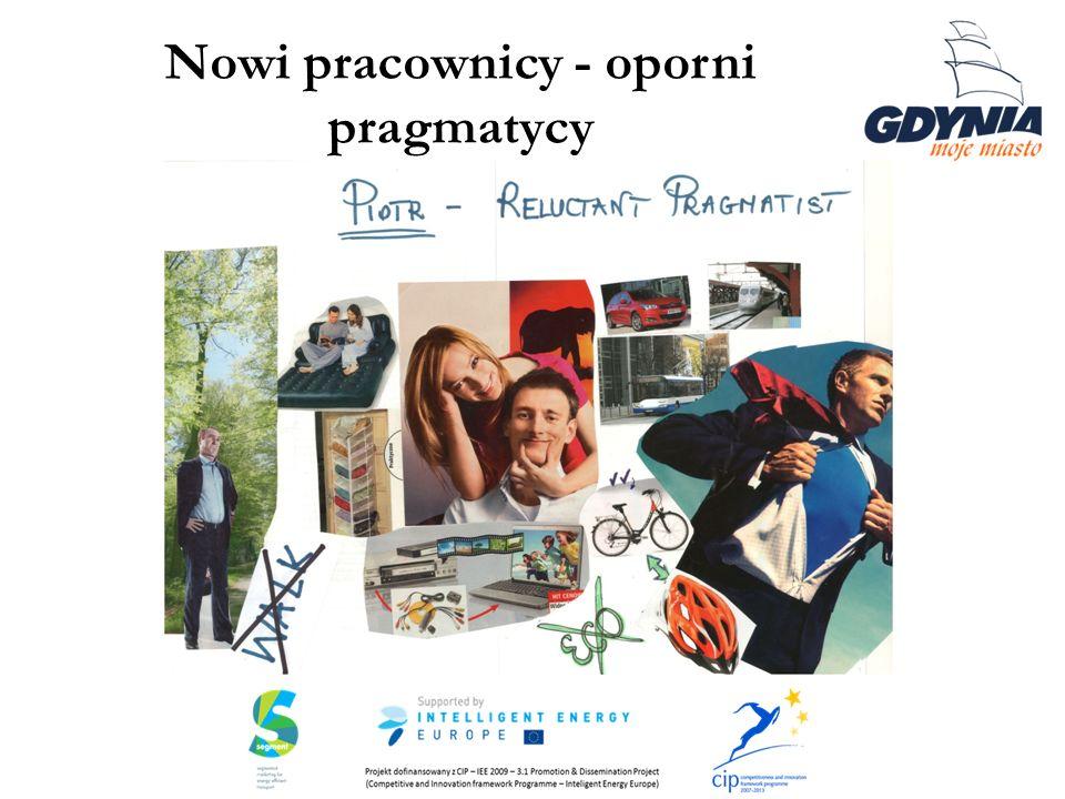 Nowi pracownicy - oporni pragmatycy