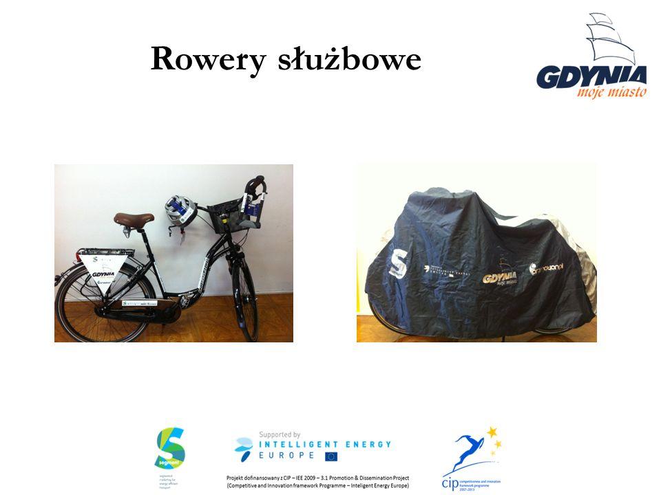 Rowery służbowe