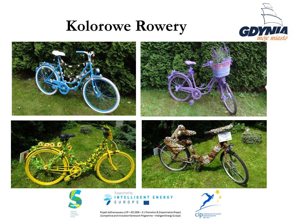 Kolorowe Rowery